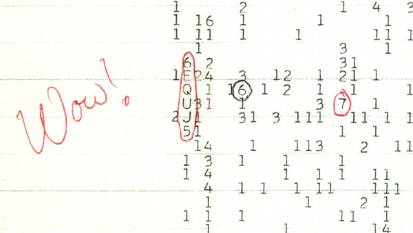Немного про сигнал WOW Космос, Сигнал wow, Сигнал, Комета