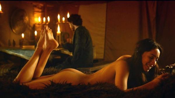 Секс суены в игре престолов