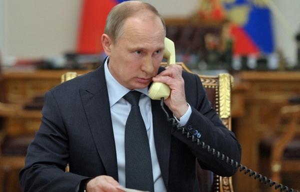 Телефонный разговор Путин, Саакашвили, Галстук, Рубероид дорожает, Политика