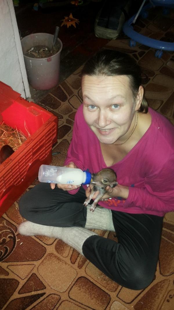 Скучающие девки в русской деревне