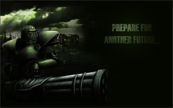 Fallout 2 в 3D Fallout 2, Molten Clouds, Постапокалипсис, Длиннопост