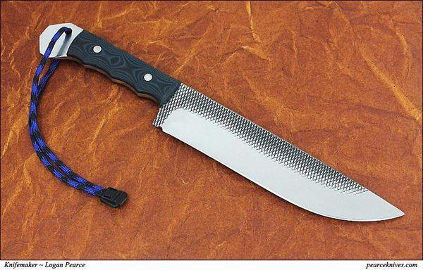 Ножи из напильника Нож, Напильник, Длиннопост