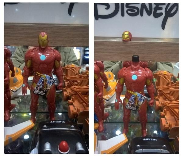 Новый железный человек Железный человек, Iron Man, Мстители, Гель для душа