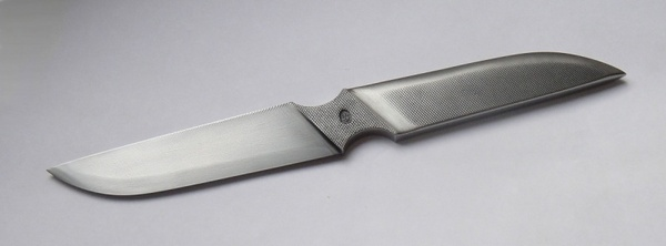 Ножи из напильника, часть 2 Нож, Напильник, Длиннопост