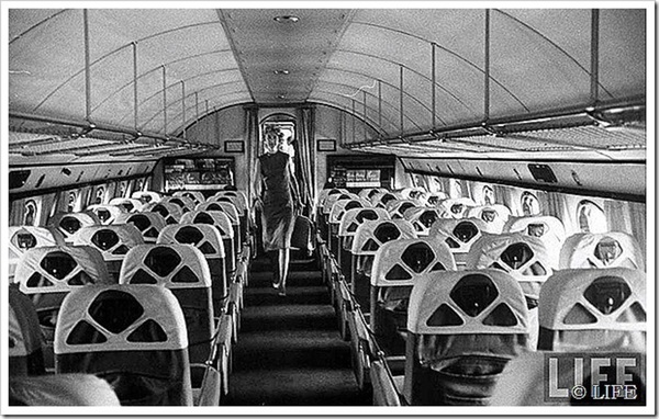 Трансатлантический  авиалайнер мечты (1961 год) Авиалайнер, Мечта, 60-е, Авиагигант, Длиннопост, История техники