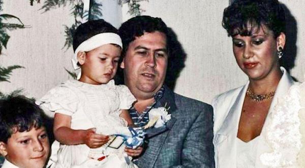 Семья Пабло Эскобара после его смерти эскобар, семья, история, видео, длиннопост
