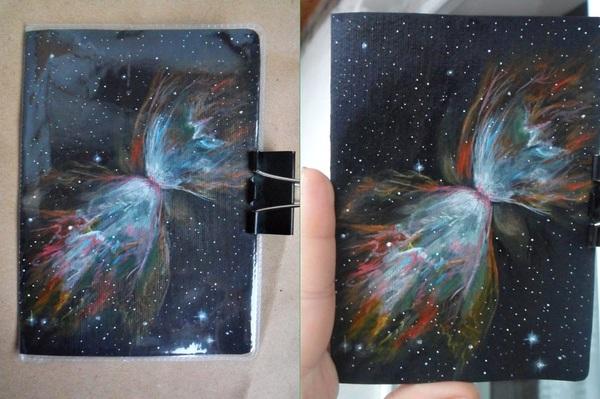 Мои новые полёты) Tl28, Космос, Туманность, Сердце, Бабочка, Созвездие Ориона, Звёзды