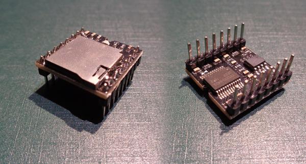 Arduino и mp3 модуль. Учим ардуино говорить. arduino, радиолюбители, сделай сам, Музыка, видео, длиннопост, пятничный тег моё