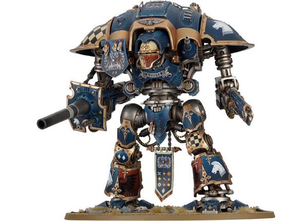 Нужны свежие умы! Scrap Mechanic, Warhammer 40k, Титан, Рыцарь