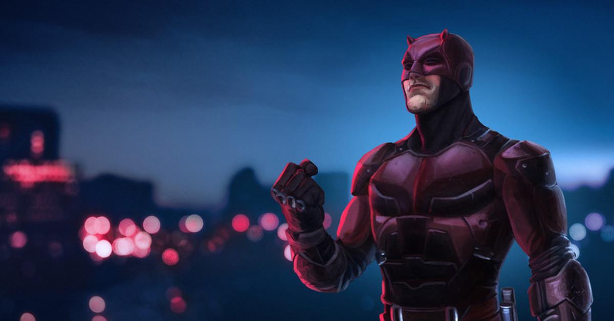 Matt Murdock alias Daredevil a est un superhéros évoluant dans lunivers Marvel de la maison dédition Marvel Comics Créé par le scénariste Stan Lee et le
