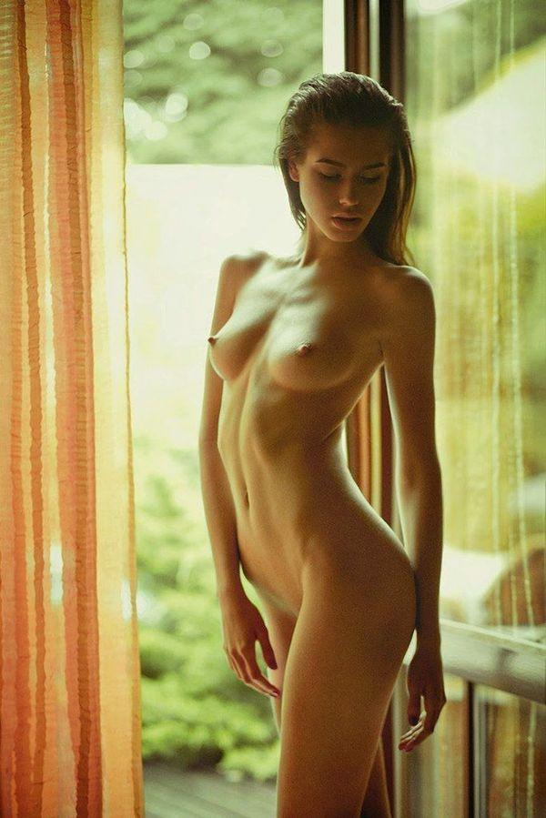 голые красивые худышки фото