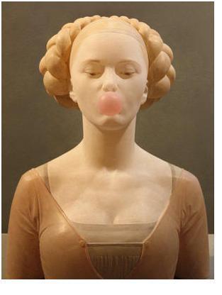 Gerard Mas Скульптура, Современное искусство, Постмодернизм, Иронично обыграем, Длиннопост