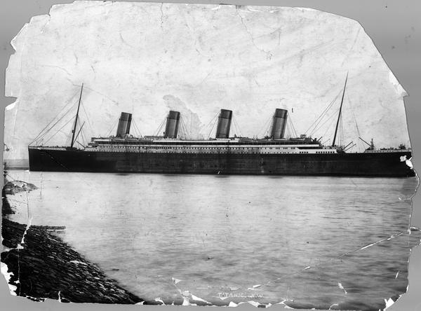 Увидеть «Титаник» Джеймс Кэмерон, Титаник, видео, длиннопост