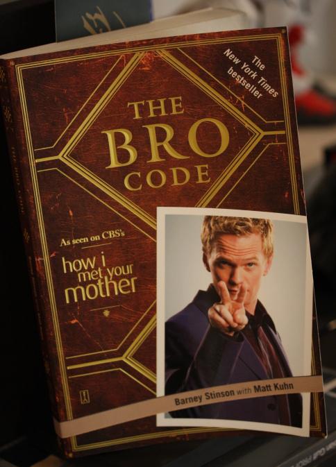 The BRO Code TheBroCode, Как я встретил вашу маму, Длиннопост