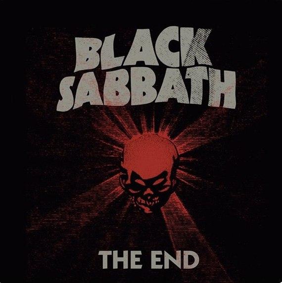 Последний подгон от Батянь Black Sabbath, the end, длиннопост