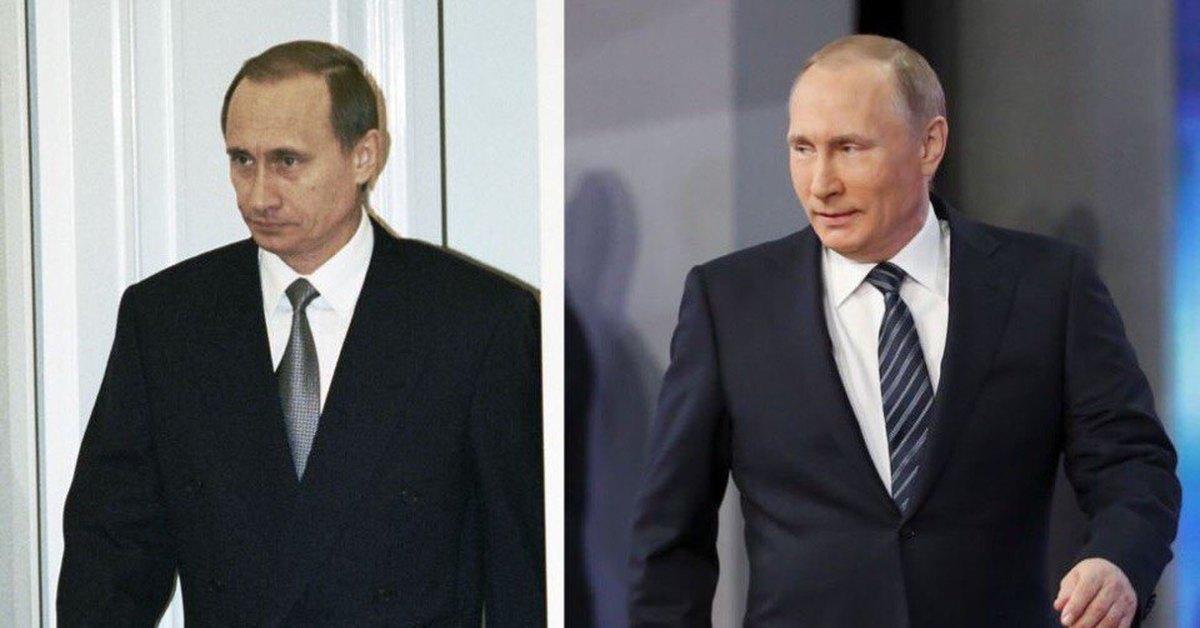 Фюрер Путин: СиоНацистский каган России и изменник родины?