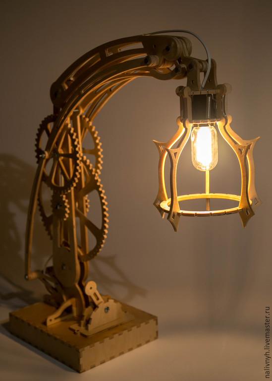 Подробная инструкция по созданию красивого светильника 65