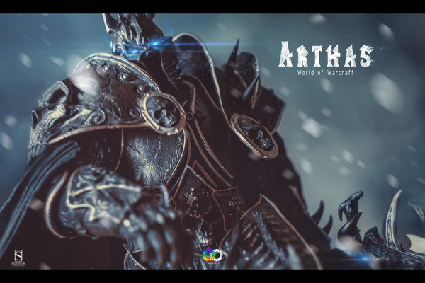 Arthas by Aleksandr Kalashnikov