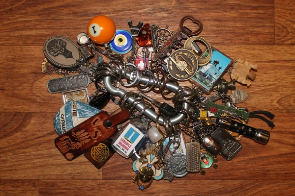 Моя маленькая коллекция брелоков) Коллекция, Брелок, Разные города и страны