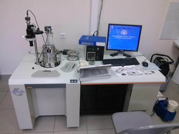 Сканирующий зондовый микроскоп (продолжение) СЗМ, Микроскоп, Микроскопия, Наука, Интересное, Микромир, Длиннопост
