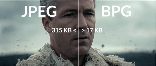 Почему BPG скоро заменит JPEG и не только. Bpg, Jpeg, Mp4, Перевод, Длиннопост