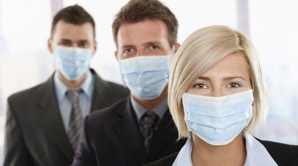 Заметил, что появилось много людей в маске. Они все болеют? Маска не убережет вас от инфекции. Чуток материала нагуглил Грипп, Маска
