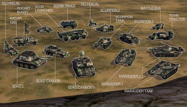 Топ 10 модов для старушки игры CnC generals:zero hour Command & Conquer, Игры, Стратегия, Моды, Топ, Длиннопост