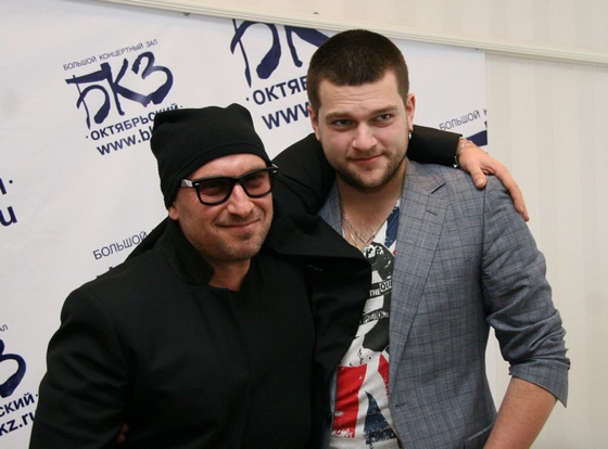 Сын Дмитрия Нагиева – Кирилл Нагиев: фото