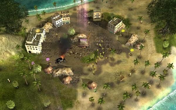Топ 10 модов для старушки игры CnC generals:zero hour часть 2 Игры, Стратегия, Моды, Топ, Command & Conquer, Длиннопост