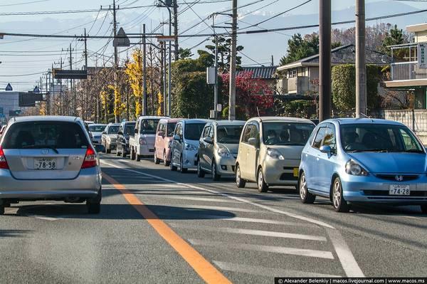На каких машинах ездят сами японцы Япония, Авто, Длиннопост, Livejournal, Копипаста