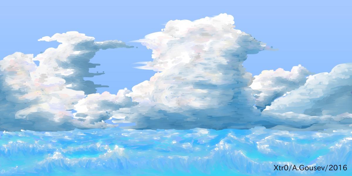 рисунки неба по картинками если вас действительно