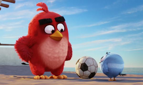 Ужасная правда о новом фильме Angry Birds в кино Angry Birds, Политика, Юмор, Теория заговора, Беженцы, Германия, Длиннопост