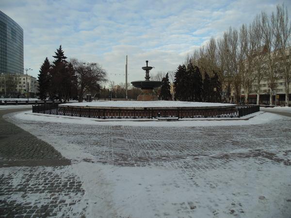 Донецк в январе 2016-го. Донецк, Политика, Украина, длиннопост, ДНР