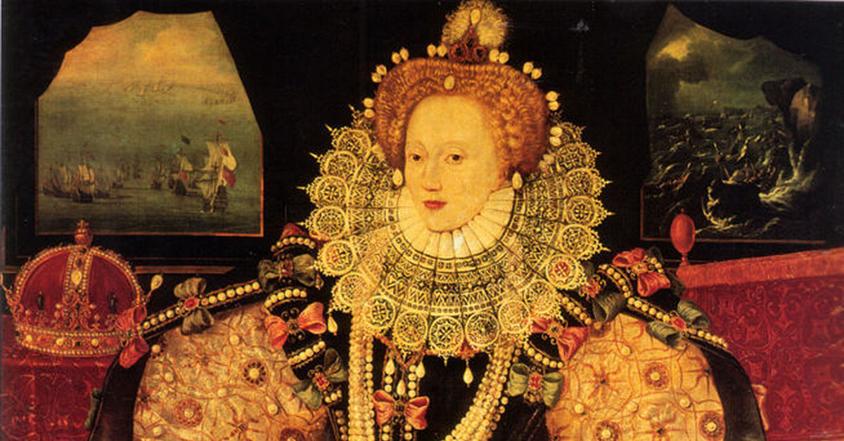 the history of elizabeth i and the spanish armada