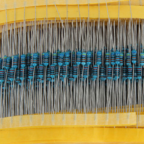 Хранение выводных резисторов Упаковка, Радиолюбители, Резистор, Хранение, Полезное, Длиннопост, Электроника