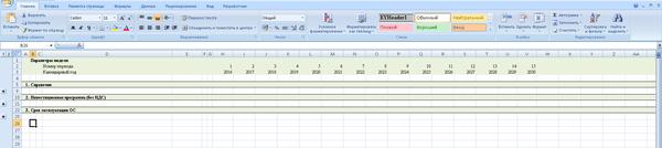 Финансовое моделирование, ч. 3 Финансы, Excel, Финансовое моделирование, Длиннопост