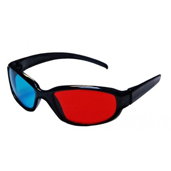 Порно в 3d c цветными очками