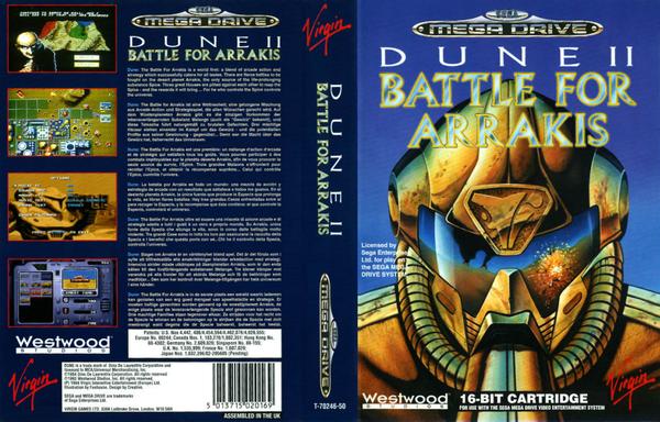 Dune II (SEGA1994) Dune II:The Battle for Arracis, Dune 2, Dune II, Battle for Arrakis, Sega, Sega mega drive, Spice, Гифка, Длиннопост