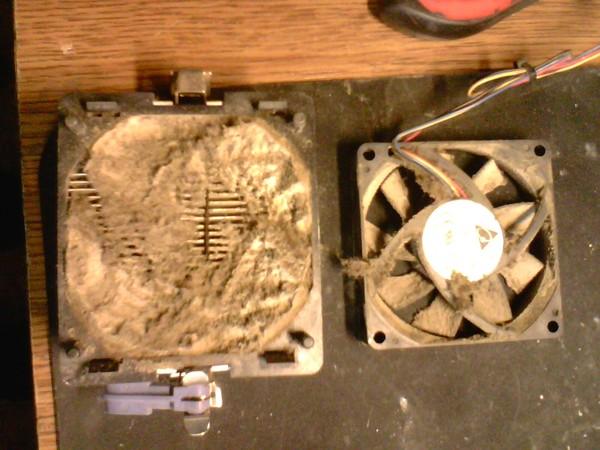 """""""Ой, что-то компьютер не включается. Посмотрите что с ним"""" Компьютер, Пыль, Обслуживание, Поломка, Пипец, Длиннопост"""