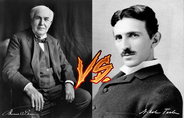 Война токов и ирония времени Никола Тесла, Томас Эдисон, Война токов, Длиннопост