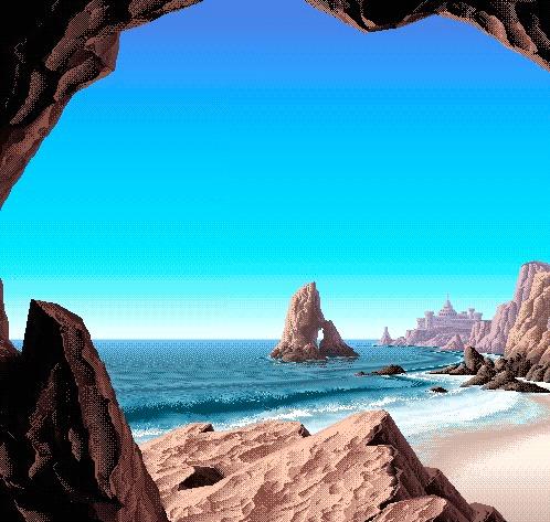 Красиво. Природа, Море, Город, Степь, Гифка, Длиннопост