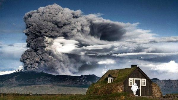 Старое хайку об одном вулкане Хайку, Хокку, 17 слогов безумия, Эйяфьядлайёкюдль