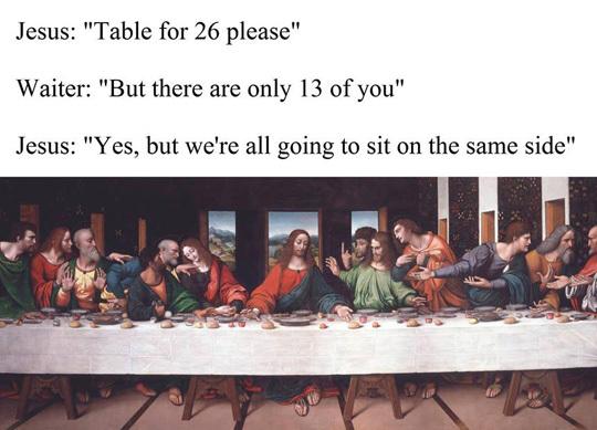 Тайная вечеря Тайная вечеря, Картина, Леонардо да Винчи