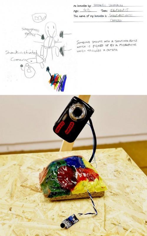 Изобретения, придуманные детьми Дети, изобретения, длиннопост