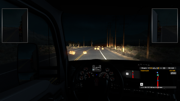 American Truck Simulator это: Steam, Игры, Американцы, Truck, Симулятор, Обзор, Длиннопост