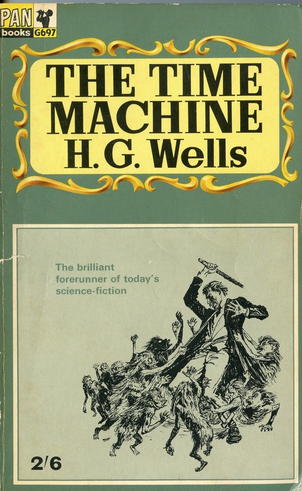 a book review of the time machine by h g wells I had forgotten how powerful h g wells is as a writer the time machine, short as it is, packs quite a punch wells' focus is on atmosphere and plot more than on.
