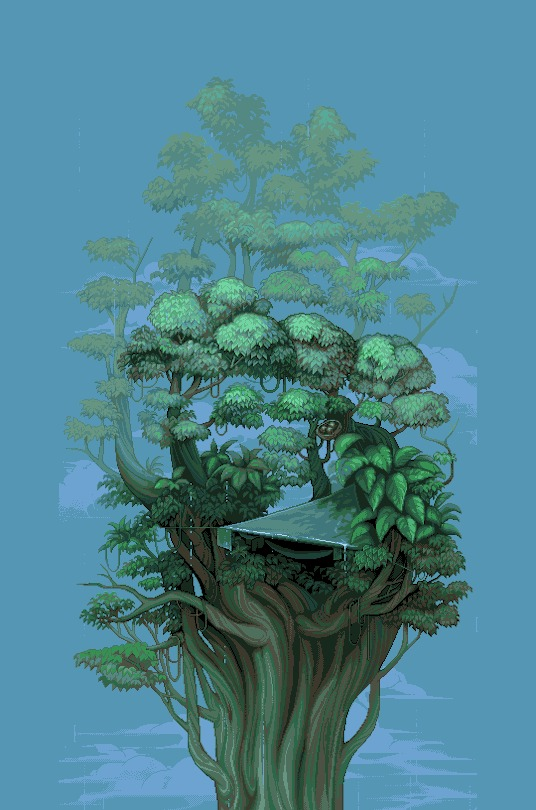 Pixel & Digital Art #4 by Socnau Pixel art, Pixel-Art, Подборка, Творчество, Художник, Гифка, Длиннопост