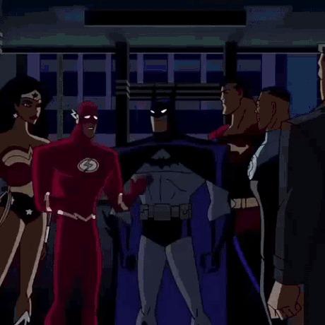 Всегда Бэтмен 9GAG, ВКонтакте, Бэтмен, Flash, Лига Справедливости, Гифка