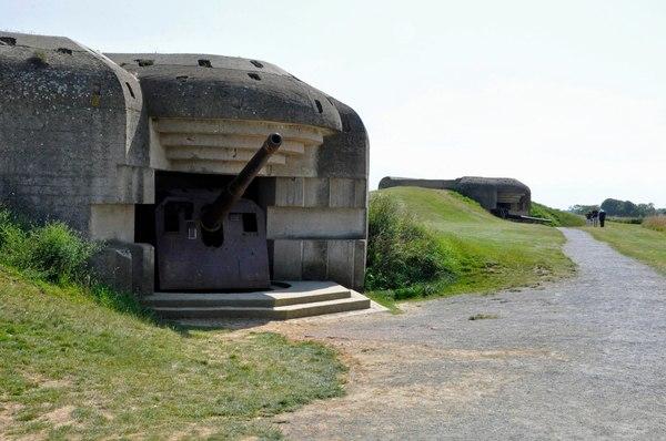 """Укрепления """"Атлантического вала"""" в Нормандии, современное состояние. Normandy, World at War, Длиннопост"""