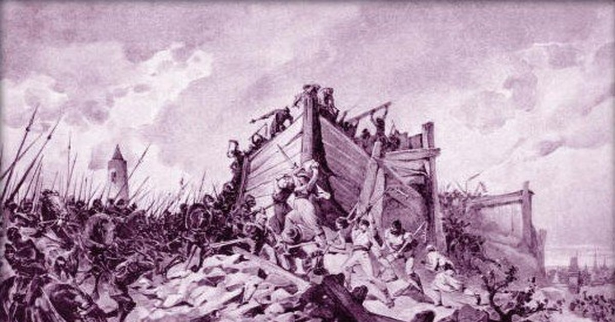 Гуситские войны картинки